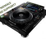 CDJ-2000NXS2 HID Support