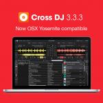 Cross DJ 3.3.3 und OSX Yosemite