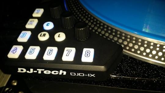 DJ-Tech DJD-1X