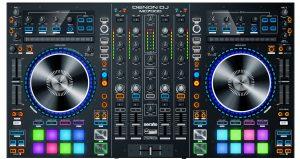 Denon DJ MC7000 - oben