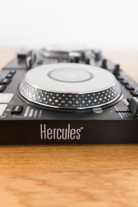 Hercules DJControl Jogvision