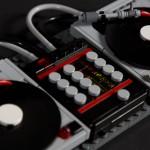 Lego DJ Setup