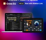 Mixvibes Cross mit Ableton Link