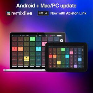 Mixvibes Remixlive mit Ableton Link