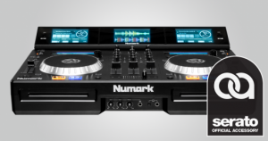 Numark Dashboard 4