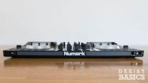 Numark NV II - Vorderseite