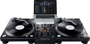 Pioneer DJ DJM-450 DVS Setup