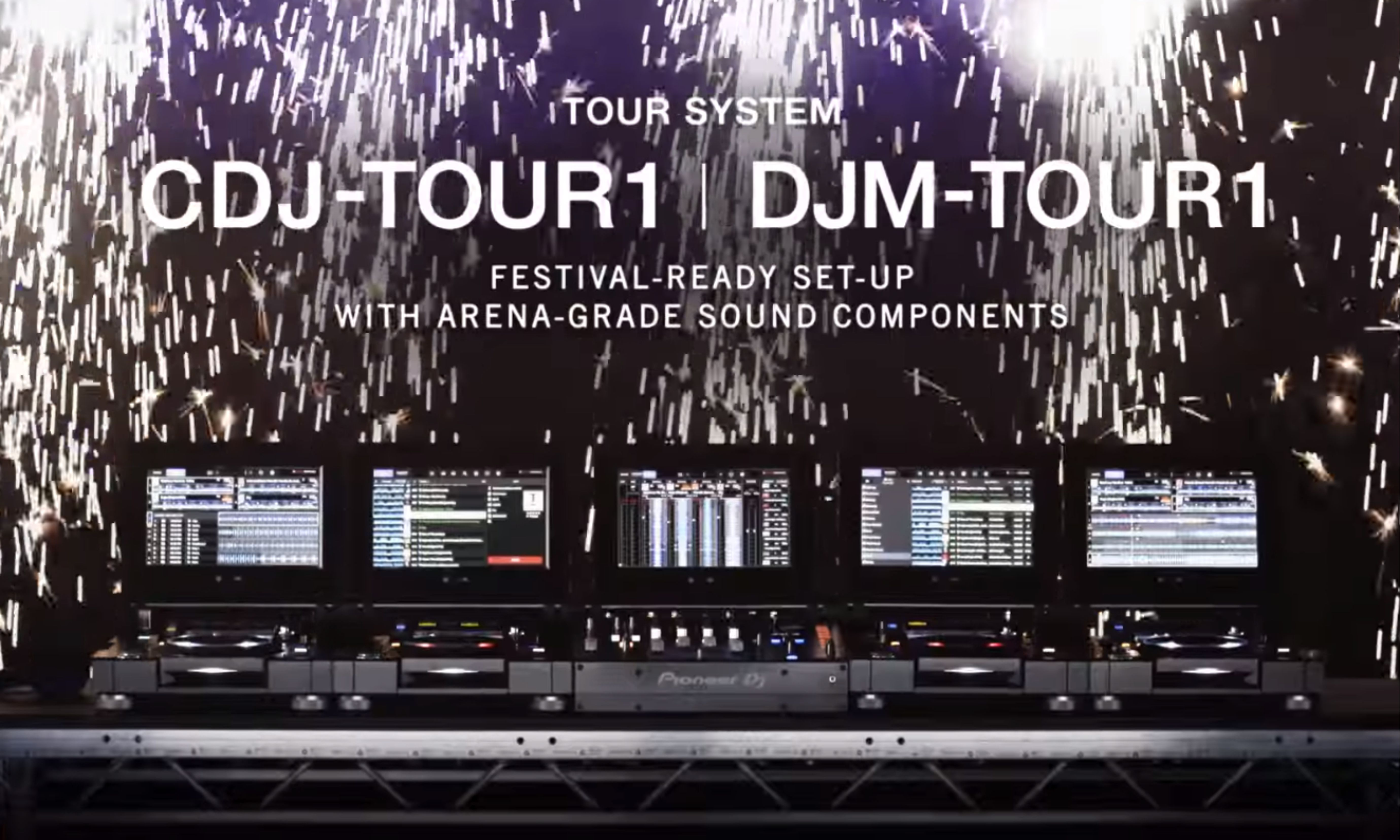 Pioneer Tour1 System