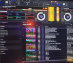 Rekordbox Beta Screenshot bei der DJ Expo 2015