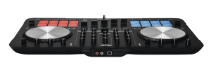 Reloop Beatmix 4 MK2 hinten