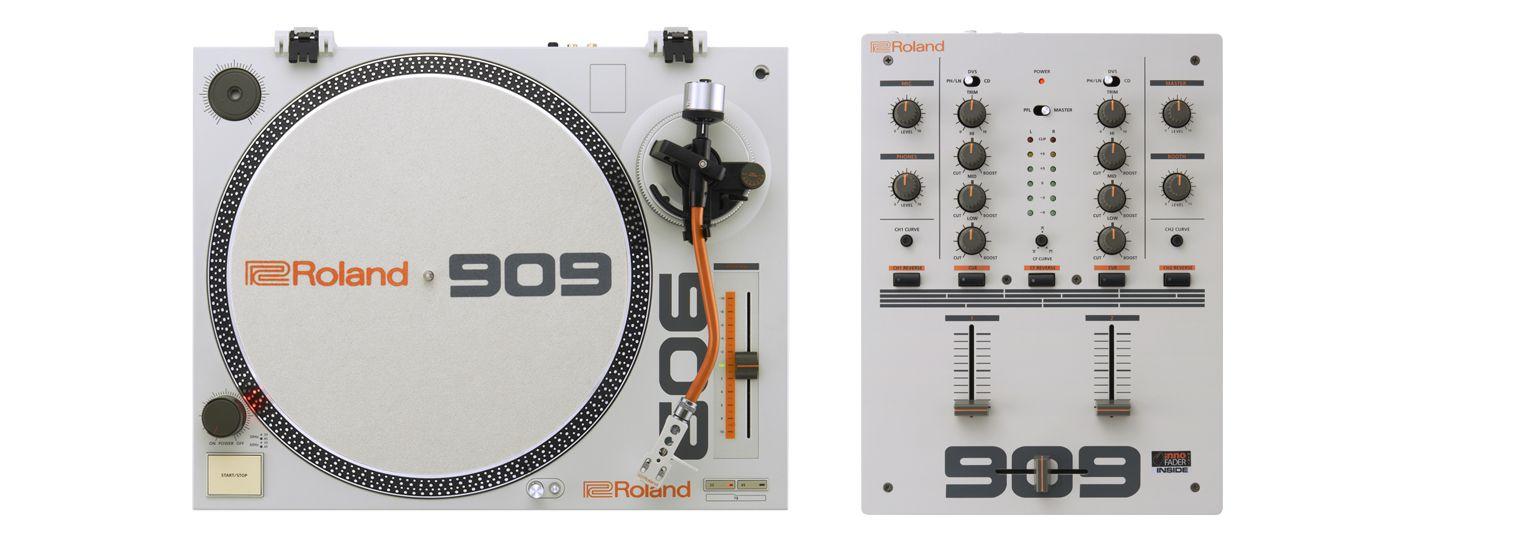 Roland DJ-99 & Roland TT-99