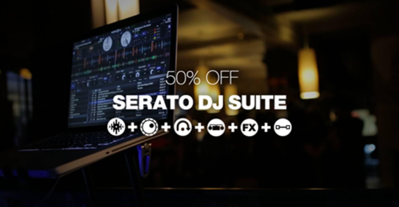 Serato DJ Suite Discount