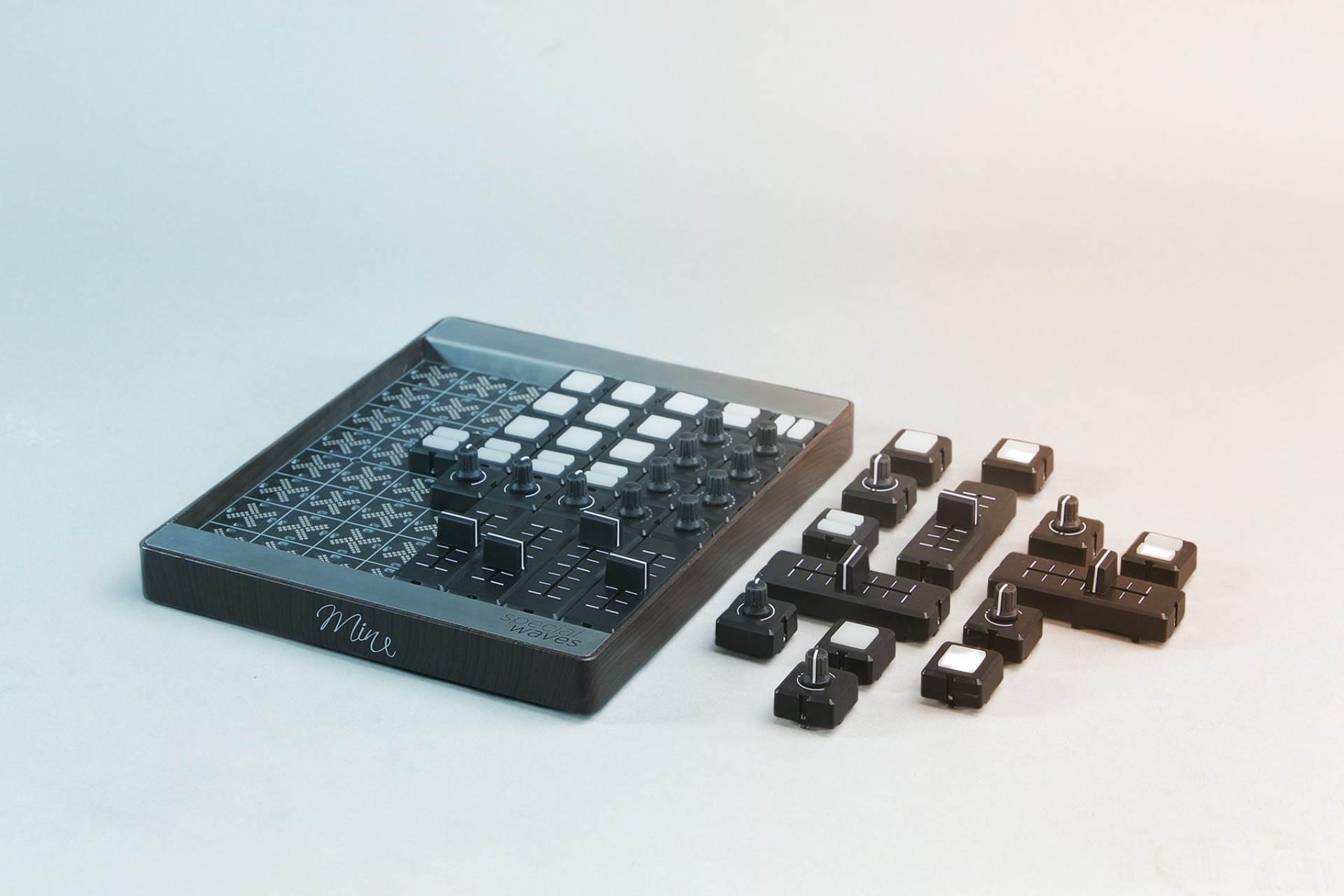 Special Waves Mine modularer Controller