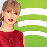 Spotify VS Taylor Swift (Bildquelle: www.929.com.au)