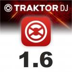 Traktor DJ 1.6 für iOS