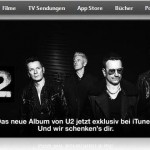 U2 Songs Of Innocence bei iTunes