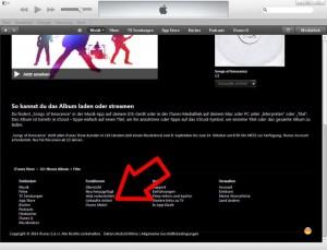 U2 Songs Of Innocence bei iTunes - Schritt 3