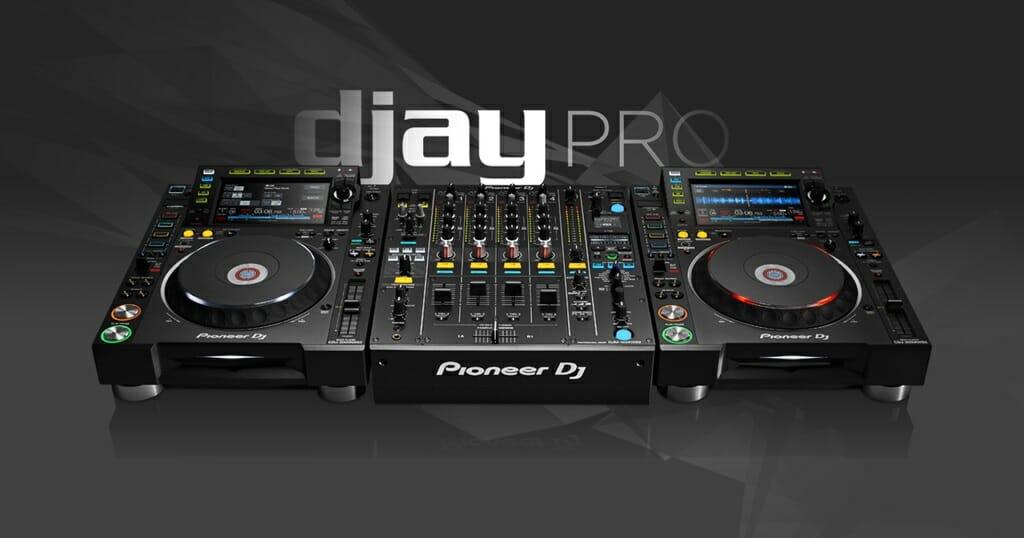 djay Pro bietet HID Schnittstelle zu Pioneers NXS2 und Tour Geräten