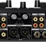 Pioneer DJM-S9 Rückseite