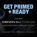 Denon DJ Get Primed