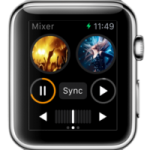 djay 2 für Apple Watch
